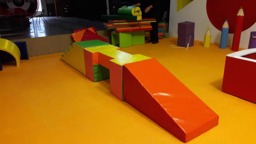 ایستگاه فومی تعادلی کودک