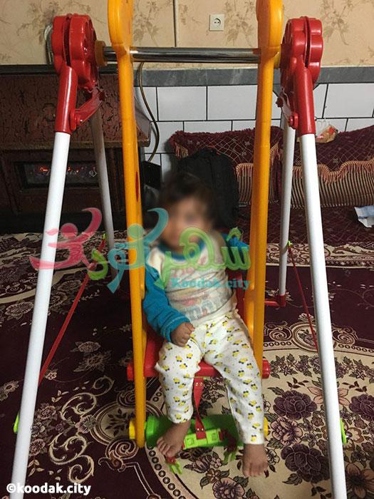 بررسی و انتخاب تاب کودک خانگی