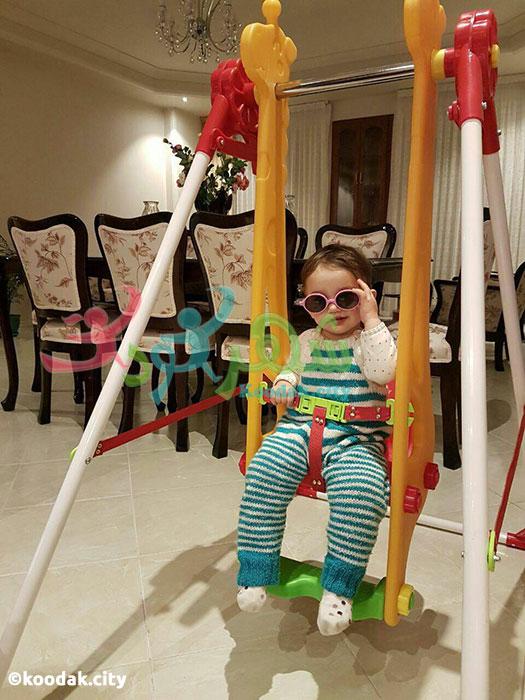 انواع تاب کودک در منزل