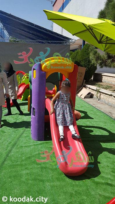 مجموعه بازی کودک مناسب مهد کودک و خانه بازی