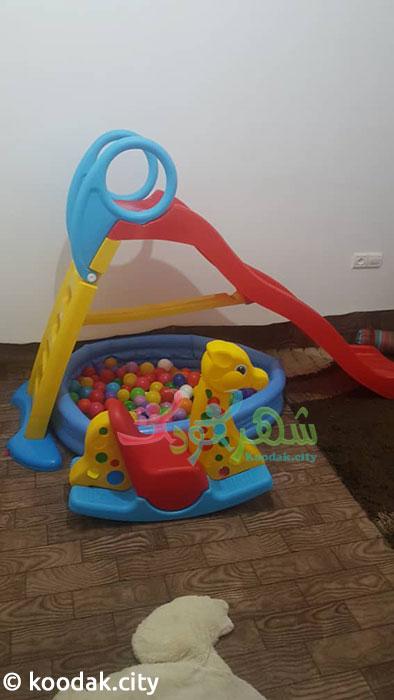 مرکز فروش سرسره کودک