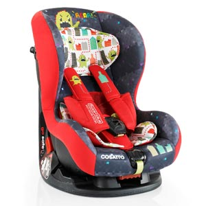 خرید صندلی ماشین کودک گروه یک