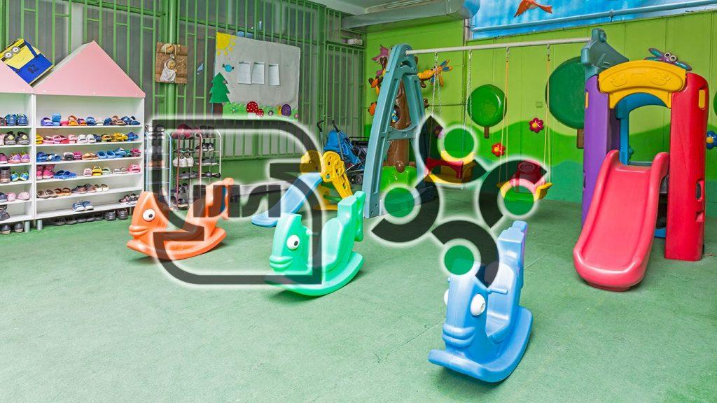 تجهیزات بازی استاندارد خانه بازی و مهد کودک