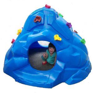 صخره نوردی کودک تونل بازی کودک