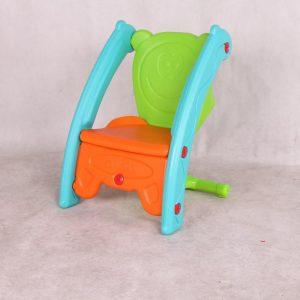 صندلی دوکاره کودک [صندلی + الاکلنگ]