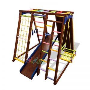 مجموعه ورزشی چوب و طناب کودک