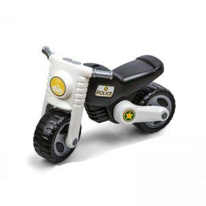 موتور پایی دو چرخ پلیس
