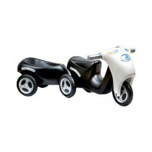 موتور پایی با یدک کش